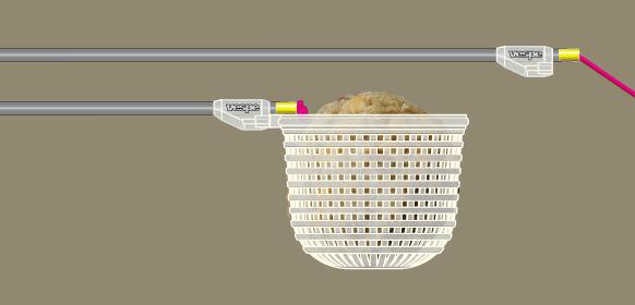 Vespe-Dumper pot-special
