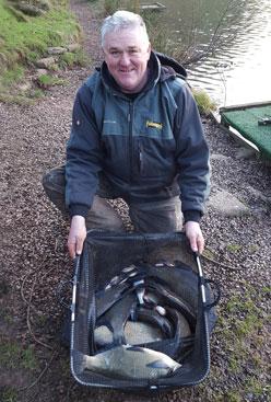 Vespe Match Fishing